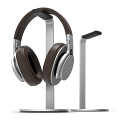 H Stand for Gaming and Audio Headphones - Silver