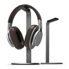 H Stand for Gaming and Audio Headphones - Dark Gray