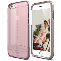 S6+ Glide for iPhone 6 Plus - Frosted Lovely Pink