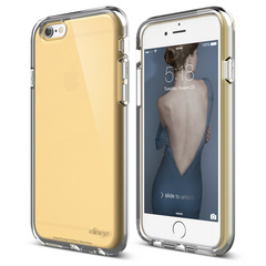 S6 Flex Core Case for iPhone 6/6s - Creamy Yellow