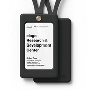 iD Card Holder - Black