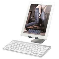 P2 Stand  for iPad and Tablets - Dark Gray