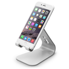 M2 Stand for all Smartphones - Silver