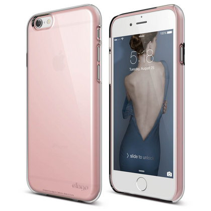 S6 Core Case for iPhone 6/6s - Pink