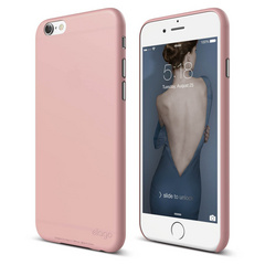 S6 Inner Core Case for iPhone 6/6s - Pink