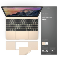 Palmrest Skin for 12'' Macbook - Gold