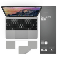 Palmrest Skin for 12'' Macbook - Space Gray