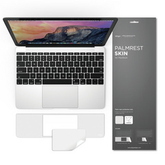 Palmrest Skin for 12'' Macbook - Silver