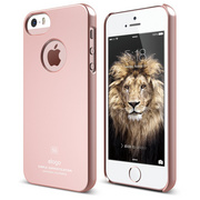 S5 Slim Fit Case for iPhone 5/5s/SE - Rose Gold