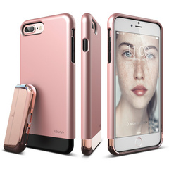 S7+ Glide for iPhone 7 Plus - Rose Gold / Chrome Rose Gold