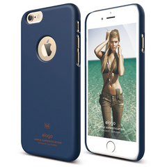 S6 Slim Fit Case for iPhone 6/6s - Jean Indigo