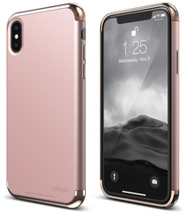 Empire for iPhone X - Rose Gold / Rose Gold