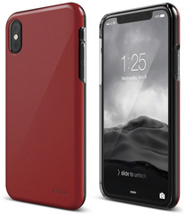 Slim Fit 2 for iPhone X - Red