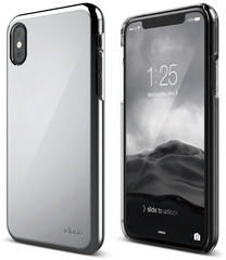 Slim Fit 2 for iPhone X - Chrome