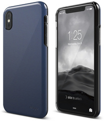 Slim Fit 2 for iPhone X - Jean Indigo