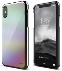 Slim Fit 2 for iPhone X - Rainbow
