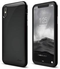 Cushion for iPhone X - Black