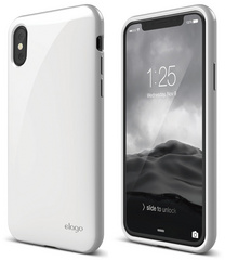 Cushion for iPhone X - White