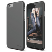 S6 Slim Fit 2 Case for iPhone 6/6s - Dark Grey
