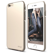 S6 Slim Fit 2 Case for iPhone 6/6s - Champagne Gold