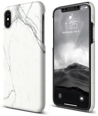 Slim Fit 2 for iPhone X -  Marble