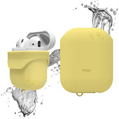 Airpods Waterproof Case - Creamy Yellow