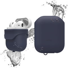 Airpods Waterproof Case - Jean Indigo
