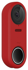 Silicone Case for Nest Hello Doorbell - Red