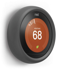 Controller Grip for Nest Learning Thermostat - Dark Gray