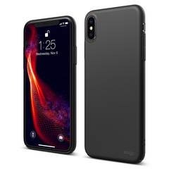 Slim Fit for iPhone Xs - Black