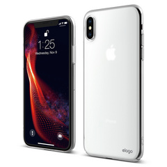 Slim Fit for iPhone Xs Max - Soft Feeling Clear