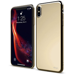 Slim Fit for iPhone Xs - Metallic Gold