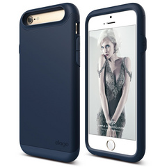 S6 Duro Case for iPhone 6/6s - Jean Indigo / Jean Indigo