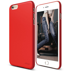 S6+ Slim Fit 2 Case for iPhone 6/6s Plus - Extreme Red
