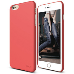 S6+ Slim Fit 2 Case for iPhone 6/6s Plus - Italian Rose