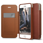 S6+ Genuine Leather Flip Case for iPhone 6/6s Plus