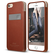 S6+ Genuine Leather Pocket Case for iPhone 6/6s Plus