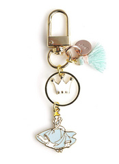 Airpods Keyring - Princess