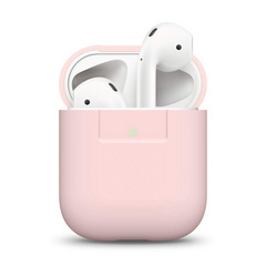 Airpods Silicone Case - Lovely Pink