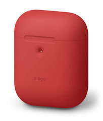 Airpods Silicone Case - Red