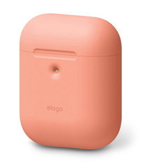 Airpods Silicone Case - Peach