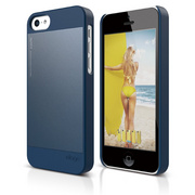 S5c Outfit Case for iPhone 5C - Jean Indigo / Jean Indigo
