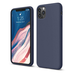 Silicone Case for iPhone 11 PRO Max - Jean Indigo