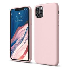 Silicone Case for iPhone 11 PRO Max - Lovely Pink