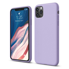 Silicone Case for iPhone 11 PRO Max - Lavanda