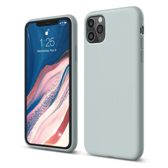 Silicone Case for iPhone 11 PRO Max - Baby Mint