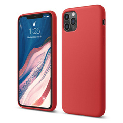 Silicone Case for iPhone 11 PRO Max - Red