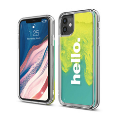 Sand Case for iPhone 11 - Hello
