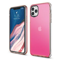 Hybrid Case for iPhone 11 PRO Max - Neon Pink
