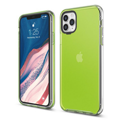 Hybrid Case for iPhone 11 PRO Max - Neon Yellow
